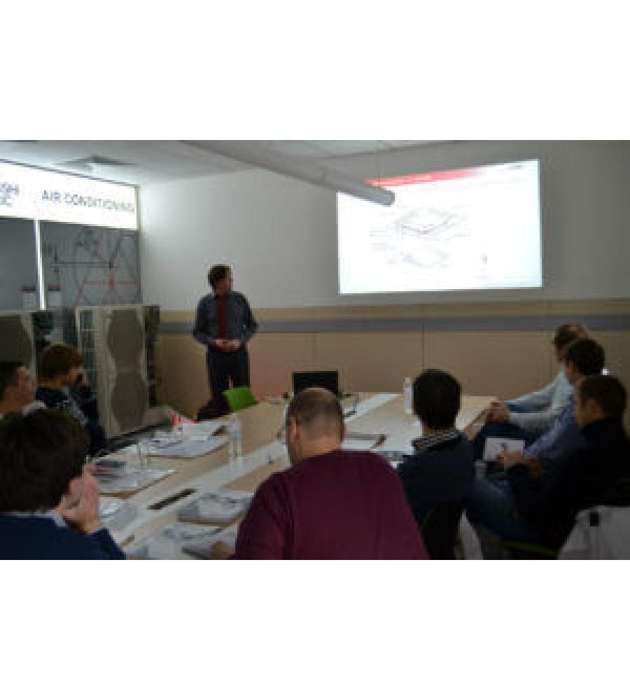"""Специалисты ЧП """"Климат"""" посетили тренинг-семинар в Киеве."""