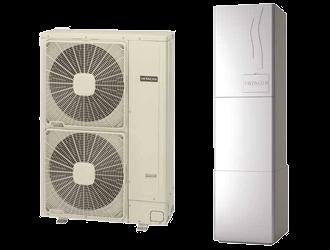 Тепловые насосы Hitachi RAS-5WHVNPE / RWH-5.0 (V) NF (W) E